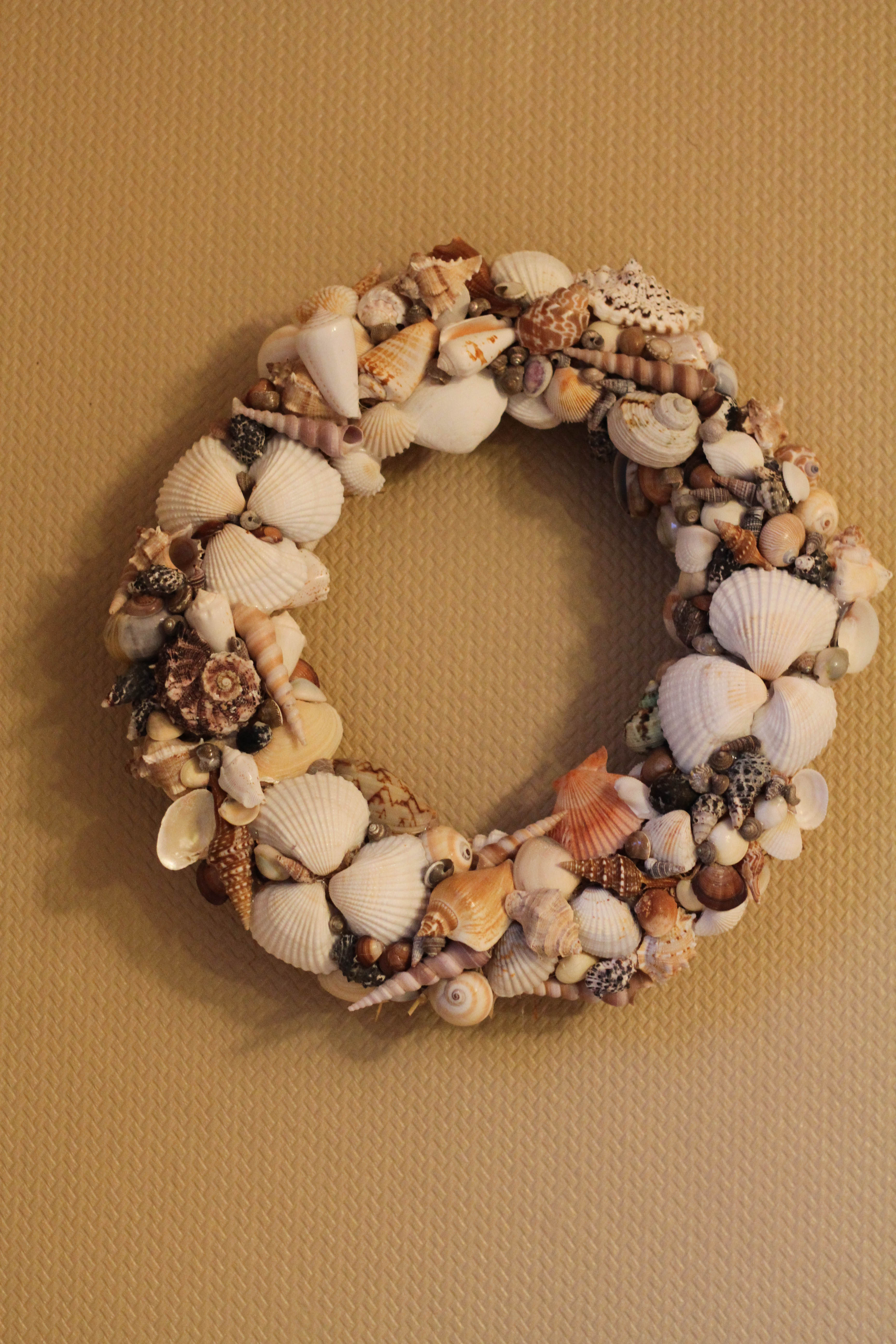 301 moved permanently for Seashell wreath craft ideas